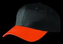 Augusta Sportswear 6204 Six-Panel Cotton Twill Low-Profile Cap