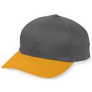 Augusta Sportswear 6206 Youth Six-Panel Cotton Twill Low-Profile Cap