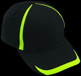 6283 Augusta Sportswear Youth Polyester Crown Slider 6 Panels Low Profile Cap