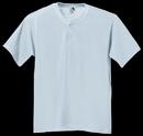 Augusta Sportswear 643 Six-Ounce Two-Button Baseball Jersey