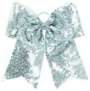 Augusta Sportswear 6702 Sequin Cheer Hair Bow