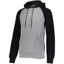 Russell Athletic 693HBM Dri-Power Fleece Colorblock Hoodie