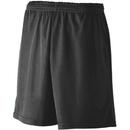 Augusta Sportswear 733 Mini Mesh League Short