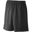 Augusta Sportswear 734 Youth Mini Mesh League Short