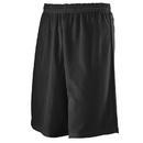 Augusta Sportswear 738 Longer Length Mini Mesh League Short