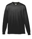 Augusta Sportswear 789 Youth Wicking Long Sleeve T-Shirt