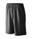 Augusta Sportswear 802 Longer Length Wicking Mesh Athletic Short