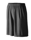 Augusta Sportswear 803 Longer Length Wicking Short W/ Pockets