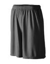 Augusta Sportswear 814 Youth Longer Length Wicking Short W/ Pockets