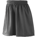 Augusta Sportswear 859 Girls Tricot Mesh Short