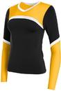 Augusta Sportswear 9211 Girls Cheerflex Rise Up Shell