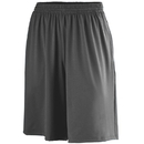 Augusta Sportswear 949 Poly/Spandex Short With Pockets