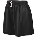 Augusta Sportswear 960 Ladies Wicking Mesh Short