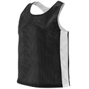 Augusta Sportswear 968 Ladies Reversible Tricot Mesh Lacrosse Tank