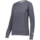 Russell Athletic LF3YHX Ladies Fleece Crew Sweatshirt