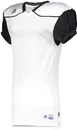 Russell Athletic S57Z7A Color Block Game Jersey (Away)