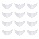 GOGO 12 Pieces Large White Dove Balloons, Helium Balloons For Wedding Birthday Ceremony