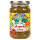 Sweet Creek Foods Jalapeno Relish Hot, Organic
