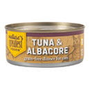Nature's Greatest Foods Cat Food, Canned, Tuna & Albacore in Jelly