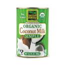 Native Forest Coconut Milk, Simple, Organic - 3 x 13.5 floz