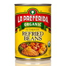 La Preferida Authentic Refried Beans, Organic, GY0081