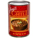 Amy's Chili, Spicy, Canned, Organic - 3 x 14.7 oz