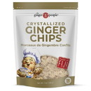 Ginger People Ginger Chips, Baker's Crystallized - 3 x 7 oz