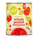 Natural Value Tomatoes, Whole Peeled, Organic - 3 x 28 oz