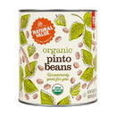 Natural Value Pinto Beans (BIG can), Organic - 2 x 110 oz
