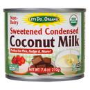 Let's Do...Organic Coconut Milk, Sweetened Condensed, Organic - 7.4 oz