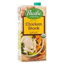 Pacific Foods Culinary Stock, Chicken, Organic - 32 floz