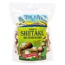 Pistol River Shiitake Mushrooms, Dried - 2 x 6 oz