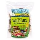Pistol River Mixed Wild Mushrooms, Dried - 2 x 8 oz