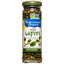 Mediterranean Organics Whole Capers, Organic - 8 x 3.5 oz