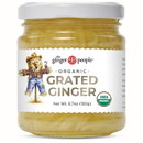Ginger People Ginger, Grated, Organic - 3 x 6.7 oz
