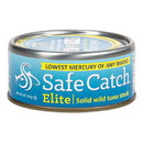 Safe Catch Skipjack Wild Tuna Steak, Elite - 5 oz