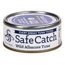 Safe Catch Albacore Wild Tuna Steak - 3 x 5 oz
