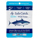 Safe Catch Skipjack Wild Tuna Steak, Elite Pouch