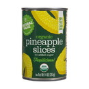 Natural Value Pineapple Slices, Organic