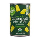 Natural Value Pineapple Chunks, Organic