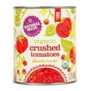 Natural Value Tomatoes, Crushed, Organic - 28 oz