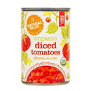 Natural Value Tomatoes, Diced, Organic - 14.5 oz