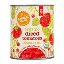 Natural Value Tomatoes, Diced, Organic - 28 oz