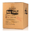 Butler Foods Soy CURLS, Natural, GMO Free - 24 x 8 oz