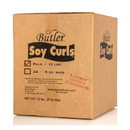 Butler Foods Soy CURLS, Bulk, GMO Free - 12 lb