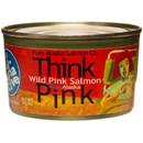 Pure Alaska Think Pink, Wild Pink Salmon - 3 x 7.5 oz