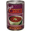Amy's Black Bean Vegetable Chili, Organic - 3 x 14.7 oz
