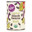 Natural Value Black Beans, Organic - 15 oz