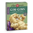 Ginger People Gin Gins Original Ginger, Chewy Candy - 3 x 1.6 oz