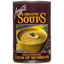Amy's Cream of Mushroom Soup, Organic, GY608